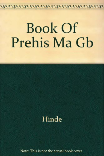 9780448131047: Book Of Prehis Ma Gb
