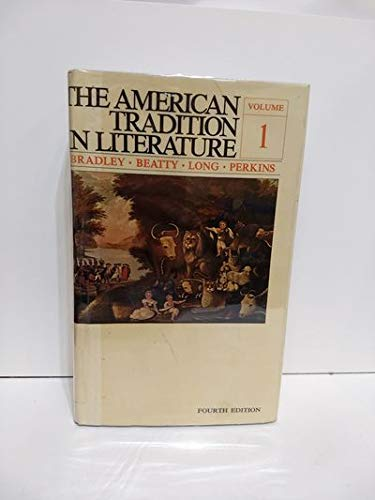 9780448131504: The American tradition in literature