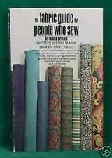 9780448131641: The fabric guide for people who sew