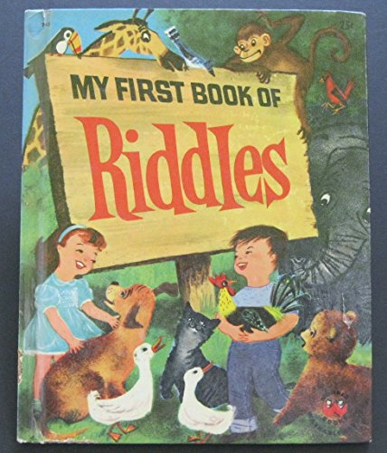 9780448131887: My First Book of Riddles