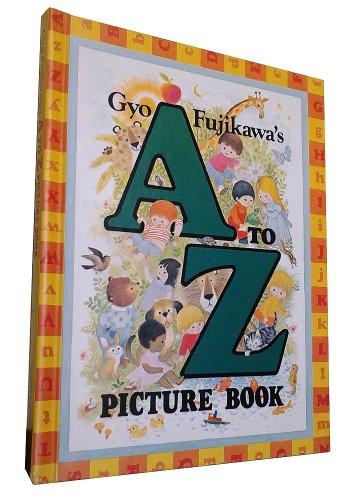 9780448132051: Gyo Fujikawa's A to Z Picture Book