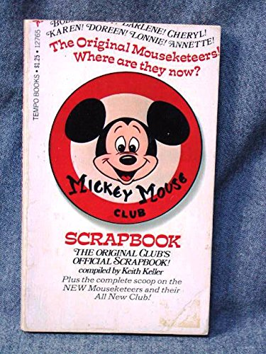 9780448132969: The Mickey Mouse Club Scrapbook