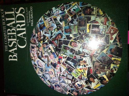9780448133683: The Complete Book of Baseball Cards