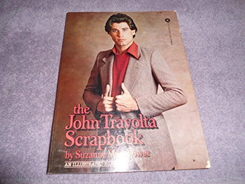 9780448135380: John Travolta Scrapbook: An Illustrated Biography