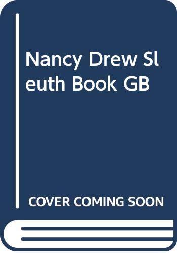 9780448136004: Nancy Drew Sleuth Book GB