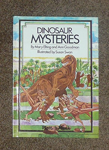 9780448136172: Dinosaur Mysteries (Bronto Books)