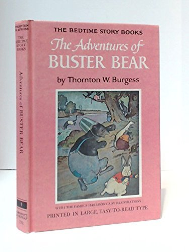 9780448137018: The Adventures of Buster Bear