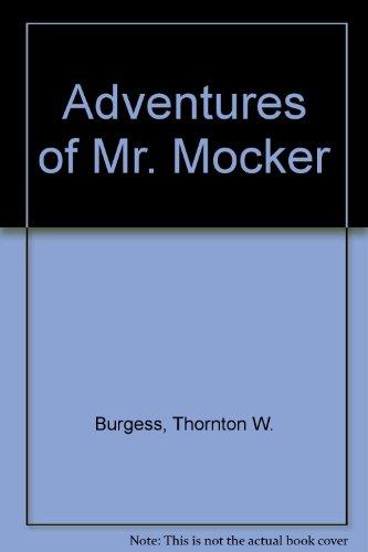 9780448137070: Mr. Mocker GB