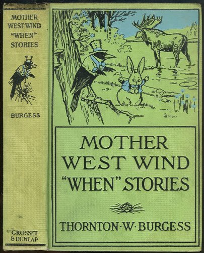 9780448137315: Mother West Wind