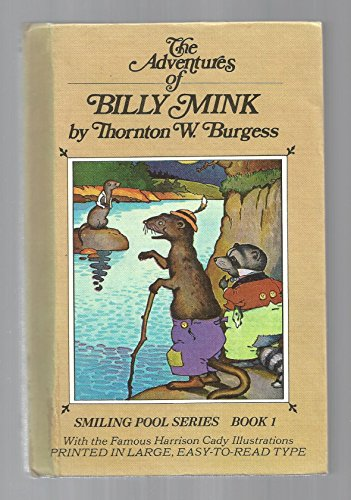9780448137377: Billy Mink GB