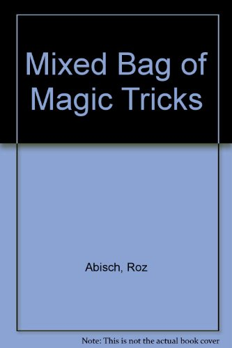 9780448140087: Mixed Bag of Magic Tricks