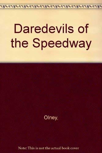 9780448140162: Daredevils of the Speedway