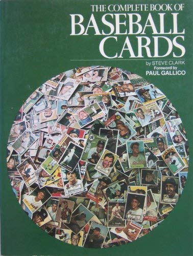 9780448140223: Complete Book of Baseball Cards