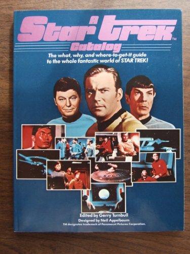 9780448140537: A Star Trek Catalog