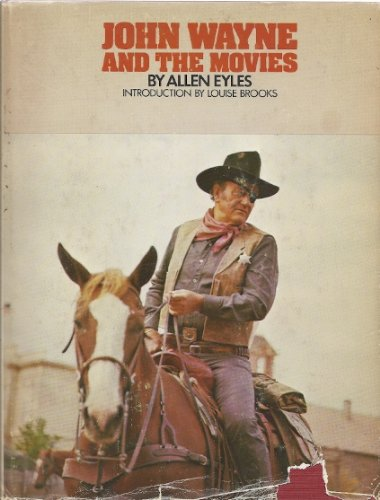 9780448140766: John Wayne and the Movies