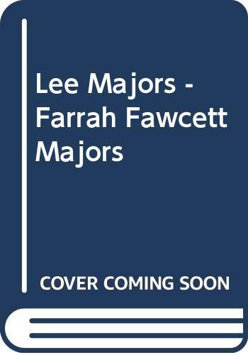 9780448142753: Lee Majors - Farrah Fawcett Majors