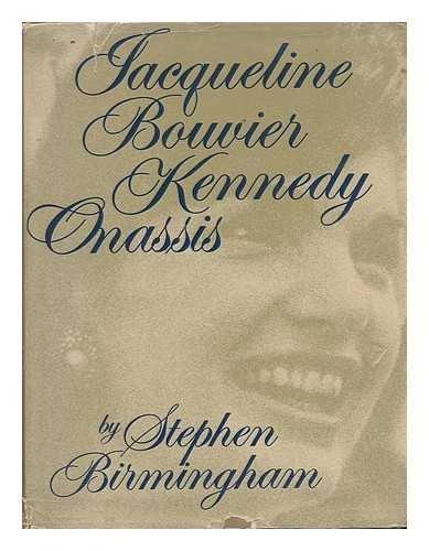 9780448143064: Jacqueline Bouvier Kennedy Onassis