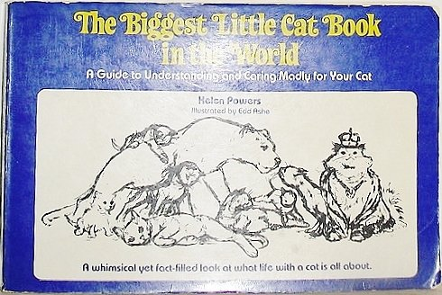 9780448143361: The Biggest Little Cat Book in the World