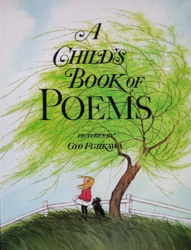 9780448143415: Child's Book of Poems by Gyo Fujikawa (1977-03-01)