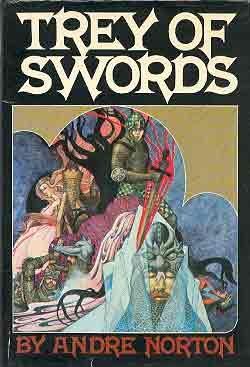 9780448143484: Trey of swords