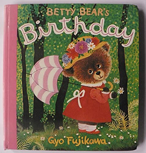 Betty Bear's Birthday