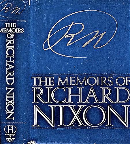9780448143743: RN : The Memoirs of Richard Nixon - SIGNED