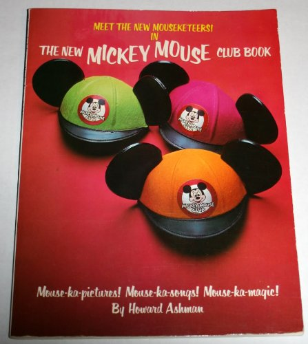 9780448143859: The New Mickey Mouse Club book (Elephant books)