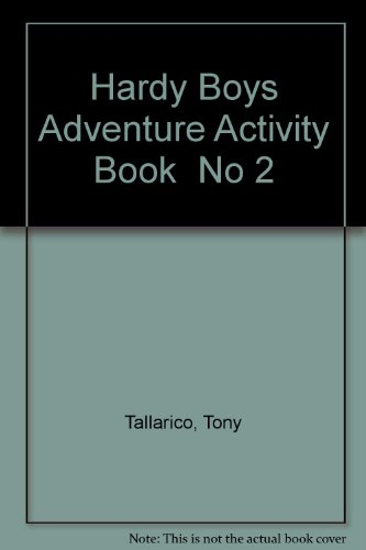 Hardy Boys Adventure Activity Book No 2