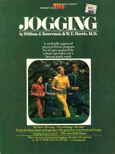9780448144436: Jogging (Grosset good health books)