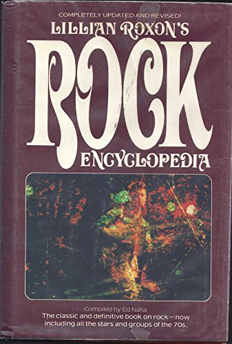 9780448145716: Lillian Roxon's Rock Encyclopedia