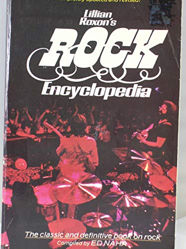 9780448145723: Lillian Roxon's Rock Encyclopedia