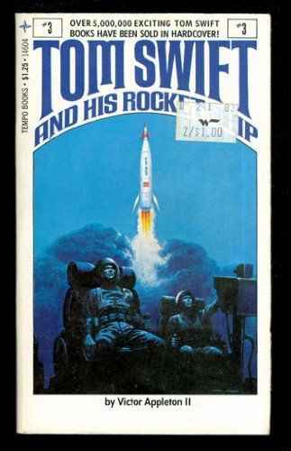 9780448146041: Tom Swift and His Rocket Ship