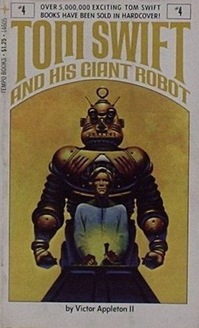 9780448146058: Tom Swift and His Giant Robot
