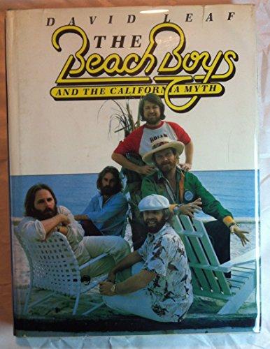 9780448146256: The Beach Boys and the California Myth / David Leaf