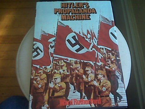 9780448146270: Hitler's Propaganda Machine: A Bison Book