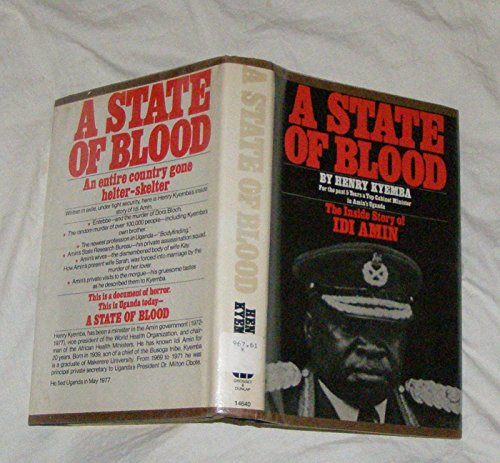 9780448146409: State of Blood: The Inside Story of Idi Amin