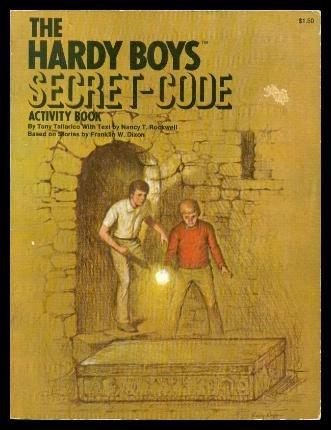 9780448147710: Hardy Boys Secret-Code Activity Book
