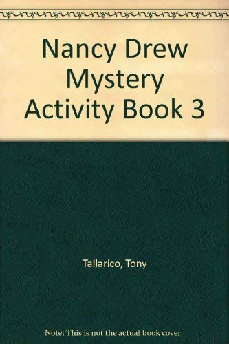 9780448147802: Nancy Drew Mystery Activity Book 3
