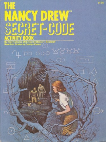 9780448147819: The Nancy Drew Secret-Code Activity Book