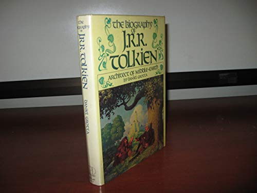 Biography of J.R.R. Tolkien, Architect of Middle-Earth