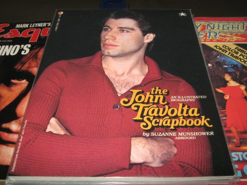 9780448148496: The John Travolta scrapbook: An illustrated biography