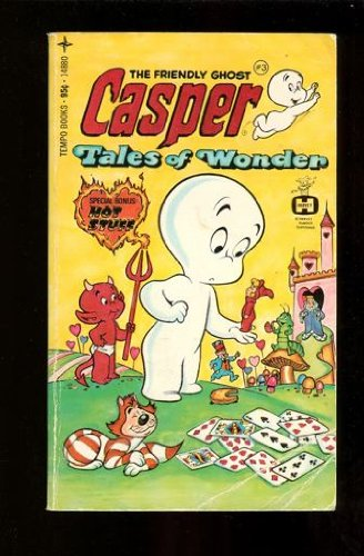 Casper (The Friendly Ghost) Tales of Wonder