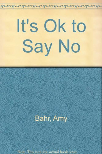 9780448153285: It's Ok to Say No