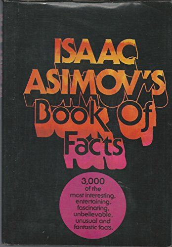 9780448157764: Isaac Asimov's Book of Facts