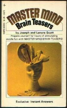 9780448160795: Master Mind Brain Teasers