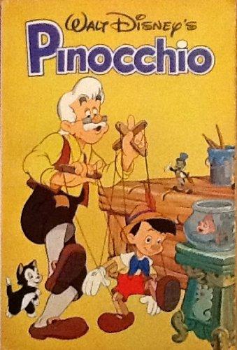 9780448161044: Walt Disney's Pinocchio