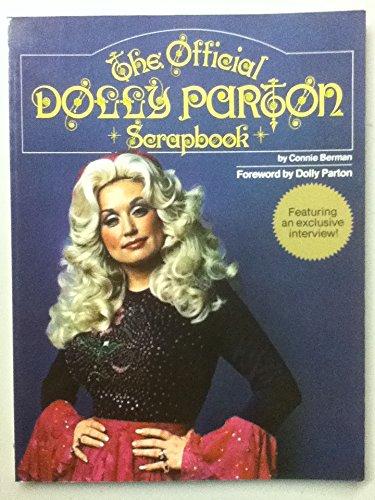 9780448161839: Official Dolly Parton Scrapbook