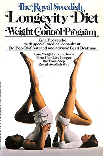 The royal Swedish longevity diet & weight control program: Provendie, Zina