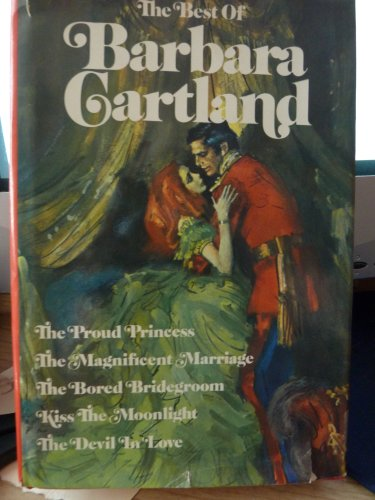 9780448162485: The best of Barbara Cartland
