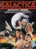 Battlestar Galactica Activity Book